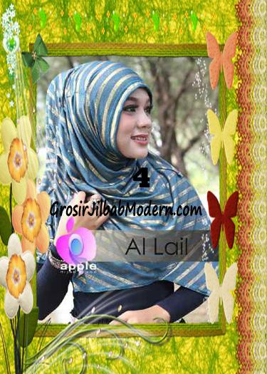 Jilbab Syria Instant Modern Al Lail Salur Original By Apple Hijab Brand No 4 Turkies