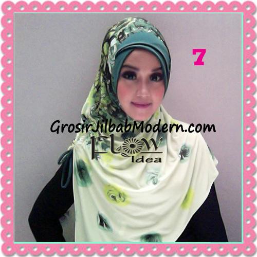 Jilbab Harian Syria Kerut Florence Cantik Original by Flow Idea No 7