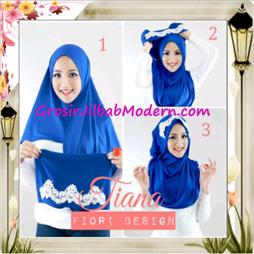 Jilbab Instant Unik Tiana Original by Fiori Design - Cara Pemakaian