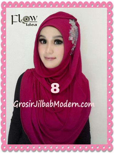 Jilbab Syria Instant Modern Trendy Dealova By Flow Idea No 8 Fanta