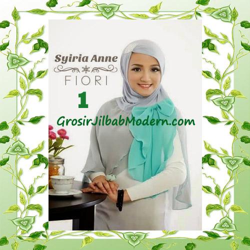 Jilbab Syria Modis Anne by Fiori Design No 1