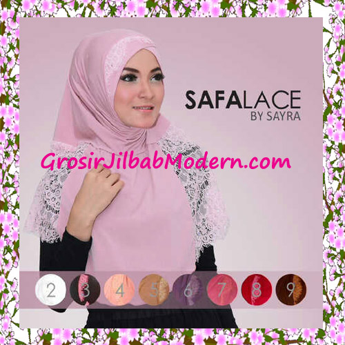 Jilbab Syria Modis Safalace by Sayra