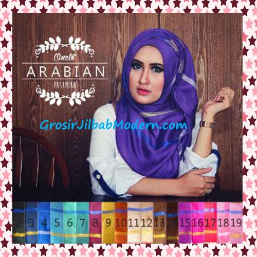Pashmina Arabian Modis Cantik Panjang 172 x 74 cm Series