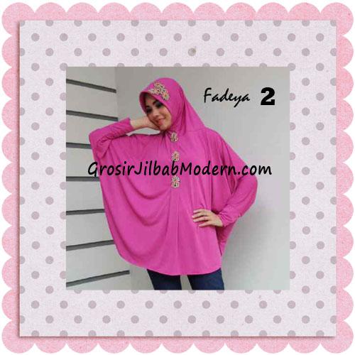 Jilbab Instant Lengan Bergo Inindia Simple Original Fadeya Brand No 2 Fanta