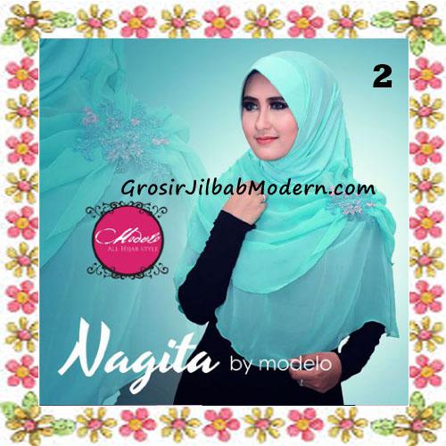 Jilbab Instant Terbaru Modis Nagita Original By Modelo No 2