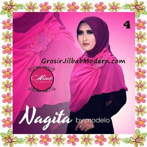 Jilbab Instant Terbaru Modis Nagita Original By Modelo No 4