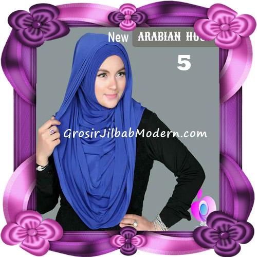 Jilbab Instant New Arabian Hoodie Simple dan Elegan By Apple Hijab Brand No 5 Birel