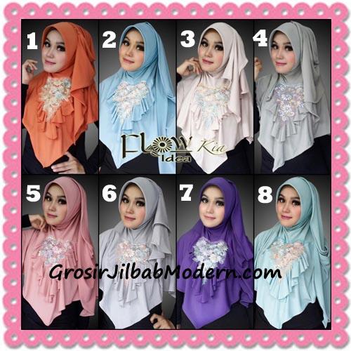 Jilbab Instant Cantik Syria Kia Original Flow Idea Series