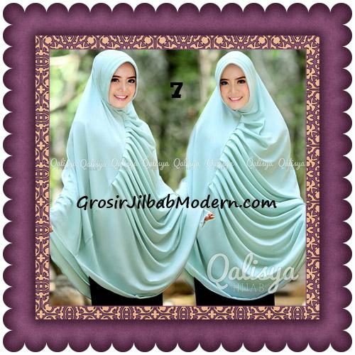 Hijab Cerutti Khimar Rafa Original by Qalisya No 7 Tosca Muda