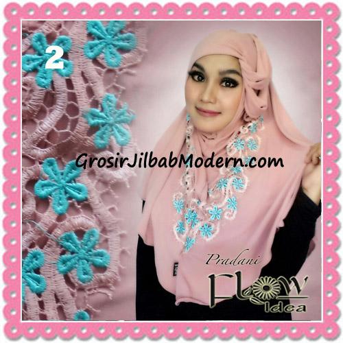 Jilbab Langsung Pakai Syria Pradani Simple Modis Original By Flow Idea No 2 Pink