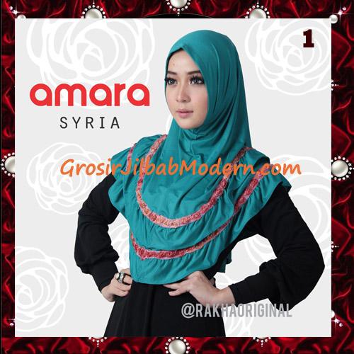 Jilbab Modern Cantik Syria Amara Original By Rakha Brand No 1