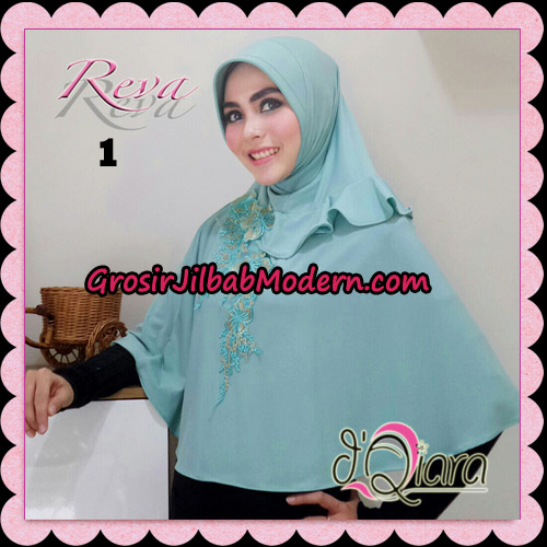 Jilbab Syria Pet Instant Reva Original By d'Qiara Hijab Brand No 1
