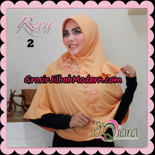 Jilbab Syria Pet Instant Reva Original By d'Qiara Hijab Brand No 2