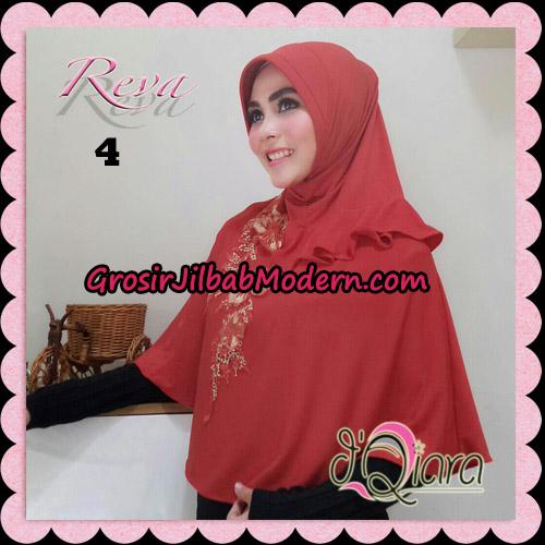 Jilbab Syria Pet Instant Reva Original By d'Qiara Hijab Brand No 4