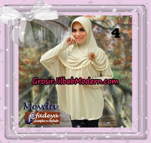 Jilbab Bergo Lengan Cantik Meyda Original By Fadeya Brand No 4