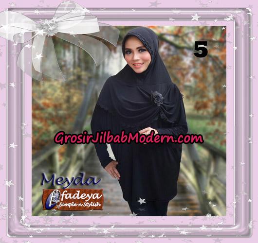 Jilbab Bergo Lengan Cantik Meyda Original By Fadeya Brand No 5