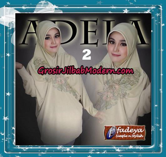 Jilbab Bergo Lengan Trendy Adela Original By Fadeya Brand No 2