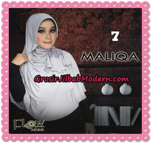 Jilbab Bergo Modis Syria Maliqa Original By Flow Idea No 7 Abu