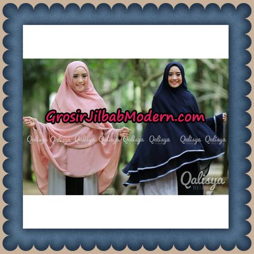 Jilbab Cerutti Jumbo Khimar Syar I Taqiya Non Pet Ukuran Xxl Seri 2