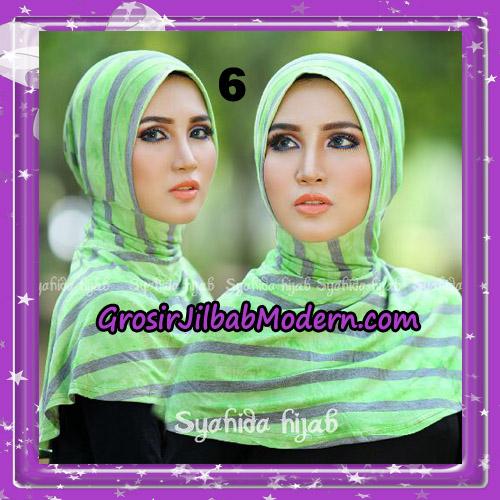 Dalaman Jilbab Ninja Anti Tembem ( Antem ) Lorek Original By Syahida Hijab Brand No 6