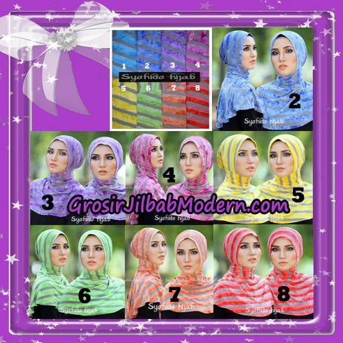 Dalaman Jilbab Ninja Anti Tembem ( Antem ) Lorek Original By Syahida Hijab Brand