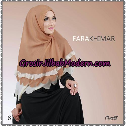 Jilbab Instant Cerutti Cantik Fara Khimar Support By Oneto Hijab NO 6