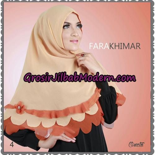 Jilbab Instant Cerutti Cantik Fara Khimar Support By Oneto Hijab No 4