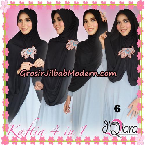 Jilbab Instant Modis 4 In 1 Kaftia Multi Fungsi Original By d'Qiara Hijab Brand No 6