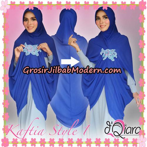 Jilbab Instant Modis 4 In 1 Kaftia Multi Fungsi Original By d'Qiara Hijab Brand _ Cara Pemakaian Model 3