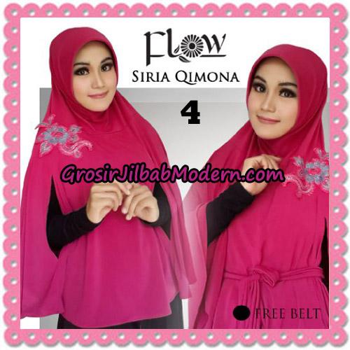 Jilbab Instant Modis Syria Qimora Trendy Original By Flow Idea Brand No 4 Fanta