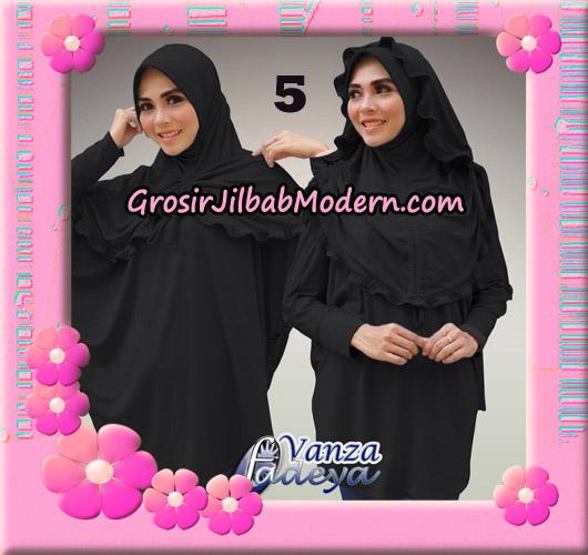 Jilbab Bergo Lengan Vanza Original By Fadeya Brand No 5