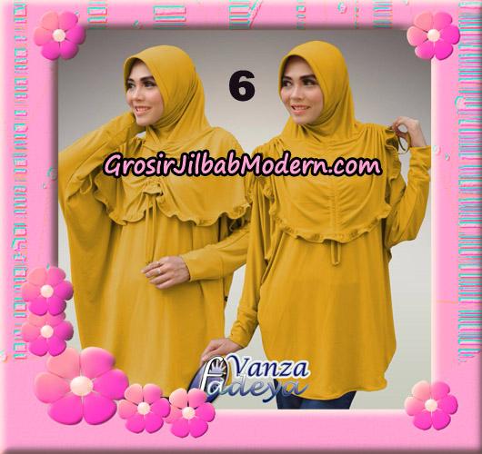 Jilbab Bergo Lengan Vanza Original By Fadeya Brand No 6