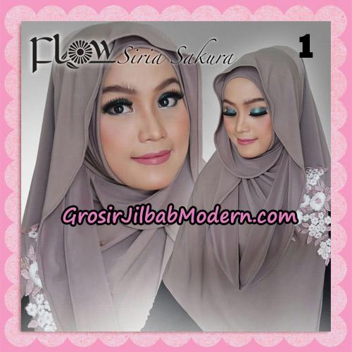 Jilbab Instant Modis Syria Sakura Original By Flow Idea No 1