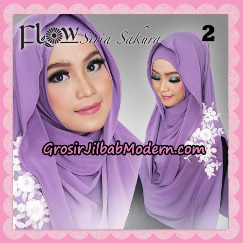 Jilbab Instant Modis Syria Sakura Original By Flow Idea No 2