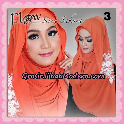 Jilbab Instant Modis Syria Sakura Original By Flow Idea No 3