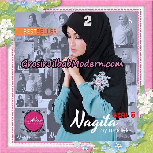 Jilbab Instant Trendy Nagita Seri 5 Original by Modelo Series No 2