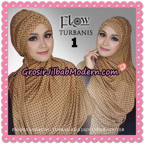 Jilbab Pasiria Turbanis Cantik Original by Flow Idea No 1
