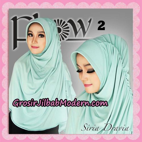 Jilbab Syria Pet Instant Dravia Original By Flow Idea No 2