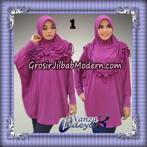 Jilbab Bergo Lengan Cantik Tunik Vanza Seri 3 Original By Fadeya Brand No 1