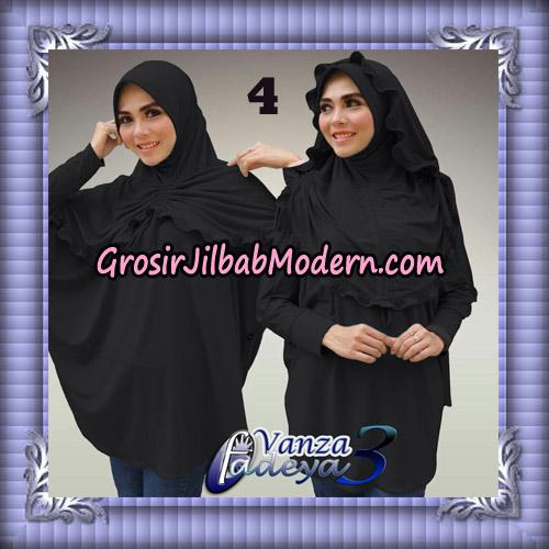 Jilbab Bergo Lengan Cantik Tunik Vanza Seri 3 Original By Fadeya Brand No 4
