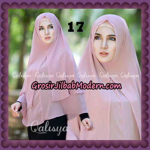 Jilbab Cerutti Khimar Azema Original by Qalisya Brand No 17