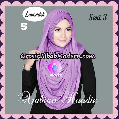 Jilbab Instant Arabian Hoodie Seri 3 Original By Apple Hijab Brand No 5