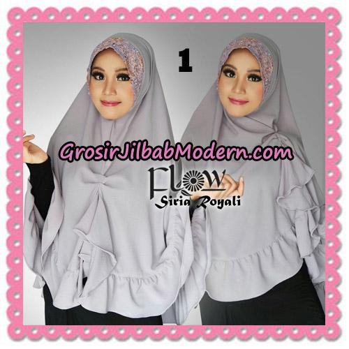 Jilbab Instant Modern Syria Royali Original By Flow Idea No 1