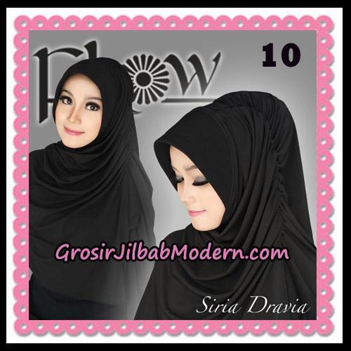 Jilbab Instant Syria Pet Dravia Seri 2 Original By Flow Idea No 10