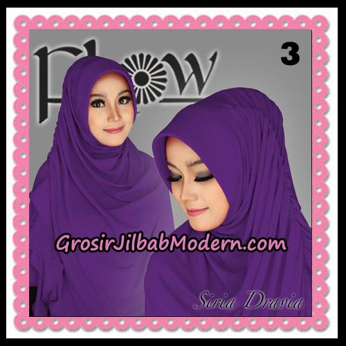 Jilbab Instant Syria Pet Dravia Seri 2 Original By Flow Idea No 3