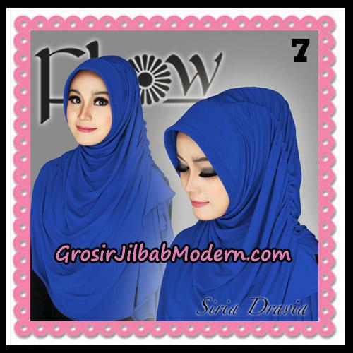 Jilbab Instant Syria Pet Dravia Seri 2 Original By Flow Idea No 7