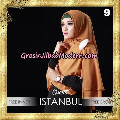 Jilbab Khimar Istambul Original By Sayra Hijab Brand No 9