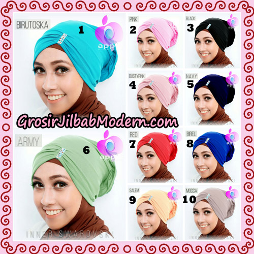 Inner Swarovski Cantik Original By Apple Hijab Brand