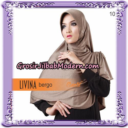Jilbab Bergo Livina Simple Original By Oneto Hijab Brand No 10