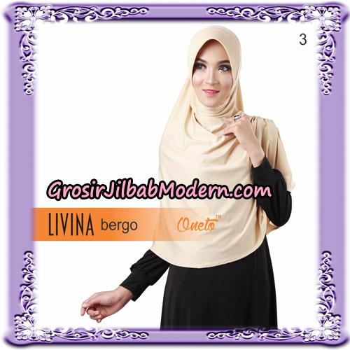 Jilbab Bergo Livina Simple Original By Oneto Hijab Brand No 3